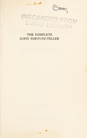 Cover of: The complete gypsy fortune-teller | Martin, Kevin