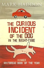 Cover of: The Curious Incident of the Dog in the Night-Time |