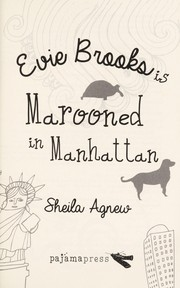 Cover of: Evie Brooks is marooned in Manhattan | Sheila Agnew
