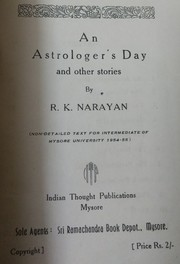 Cover of: An astrologer's day