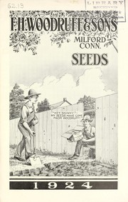 Cover of: Seeds | F.H. Woodruff & Sons