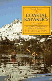 Cover of: coastal kayaker