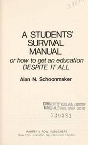 Cover of: A students