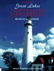 Cover of: Western Great Lakes lighthouses