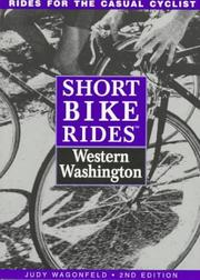 Cover of: Short bike rides in western Washington