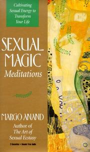 Cover of: Sexual Magic Meditations