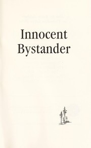 Cover of: Innocent bystander