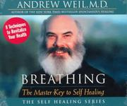 Cover of: Breathing | Andrew Weil