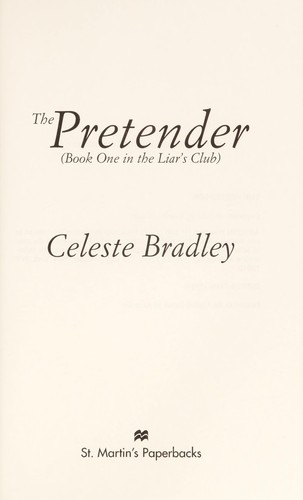 The Pretender (The Liar's Club, Book 1) by