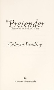 Cover of: The Pretender (The Liar's Club, Book 1) |