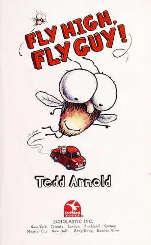 Fly high, Fly Guy! (edition) | Open Library