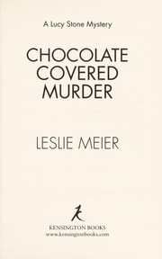 Cover of: Chocolate covered murder
