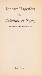 Cover of: Dro mmen om Ngong