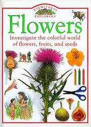 Cover of: Flowers