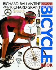 Cover of: Richards' ultimate bicycle book