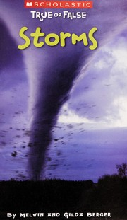 Cover of: Storms | Melvin Berger
