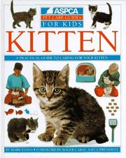 Cover of: Kitten