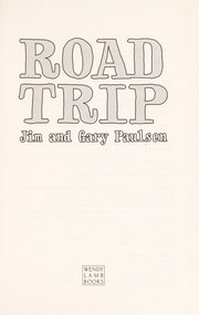 Cover of: Road trip