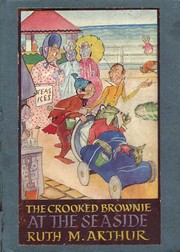 Cover of: The crooked brownie at the seaside | Ruth M. Arthur