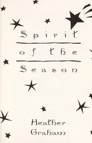 Cover of: Spirit of the season
