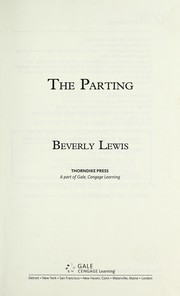 Cover of: The parting