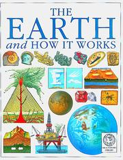 Cover of: The earth and how it works