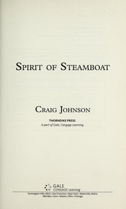 Cover of: Spirit of steamboat | Johnson, Craig