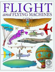 Cover of: Flight and flying machines