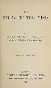 Cover of: The story of the mind ...