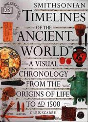 Cover of: Smithsonian timelines of the ancient world |
