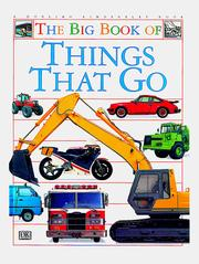 Cover of: The Big book of things that go. |