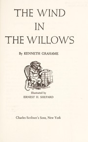 Cover of: The wind in thw willows