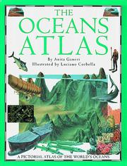 Cover of: The oceans atlas