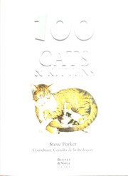 Cover of: 100 things you should know about cats & kittens | Steve Parker