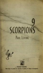 Cover of: 9 scorpions | Levine, Paul