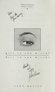 Cover of: Girl in the mirror | John Parisi