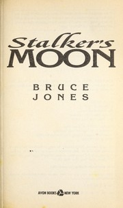 Cover of: Stalker's Moon | Bruce Jones