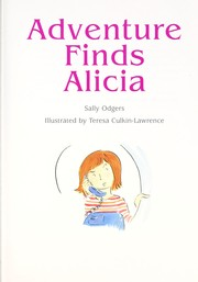 Cover of: Adventure finds Alicia |