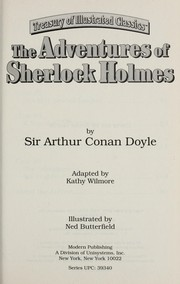 Cover of: The adventures of Sherlock Holmes