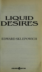 Cover of: Liquid Desires