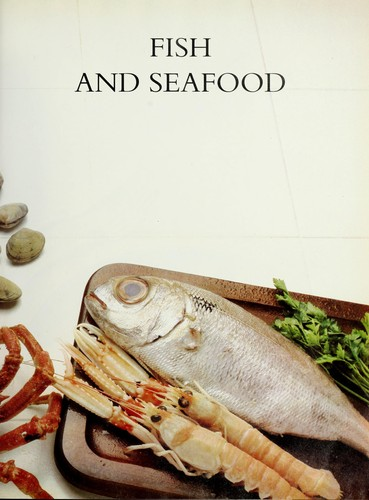 Fish and seafood 1993 edition open library for Book with fish on cover