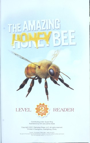 The amazing honey bee by Susan Ring
