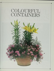 Cover of: Colourful containers | Friedrich Strauss