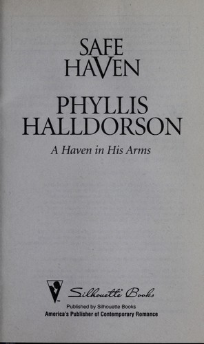 A haven in his arms by Phyllis Halldorson