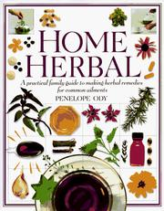 Cover of: Home herbal