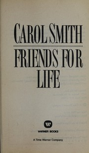 Cover of: Friends for life