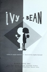 Cover of: Ivy + Bean