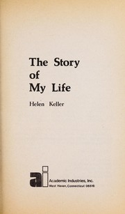 Cover of: The Story of My Life