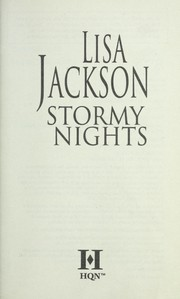 Cover of: Stormy nights