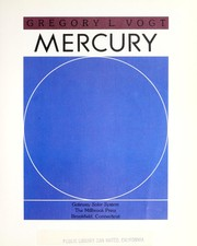 Cover of: Mercury | Gregory Vogt